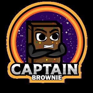 CaptainBrownie Logo