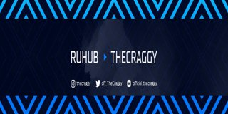 Profile banner for official_thecraggy