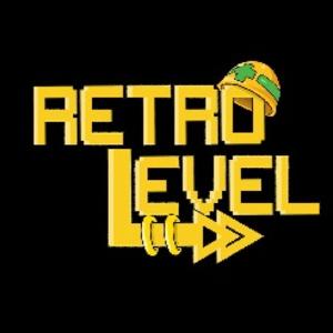 Retro_Level Logo