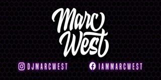 Profile banner for djmarcwest