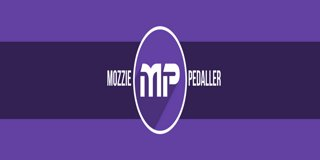 Profile banner for mozziepedaller