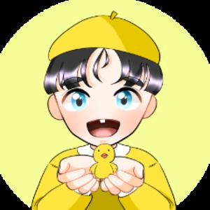 삐빅데린입니다 Logo