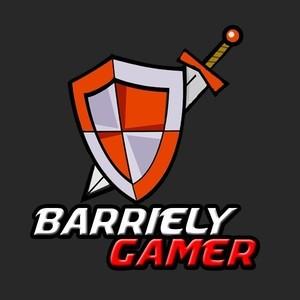 BarrielyGamer Logo
