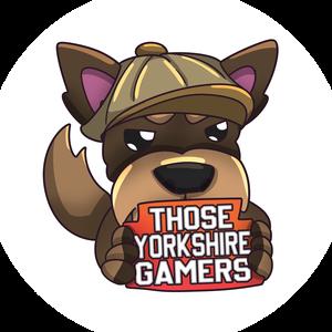 ThoseYorkshireGamers Logo