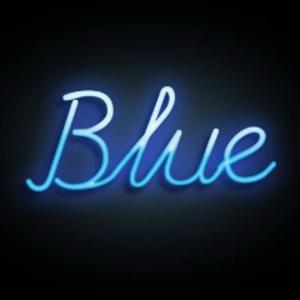 bluebluesband Logo