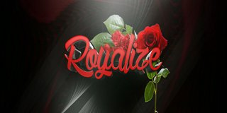 Profile banner for royalize_