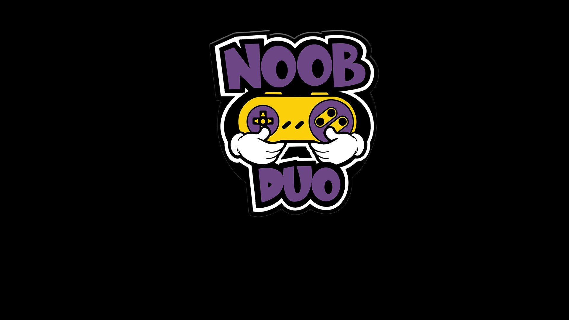 Twitch stream of NoobDuo