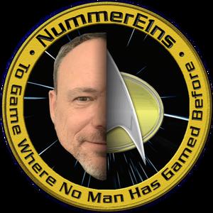 NummerE1ns Logo