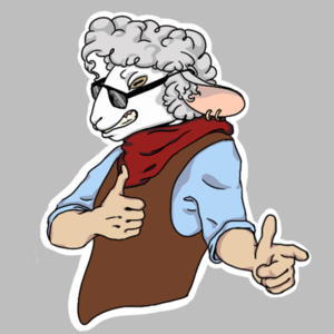 Страница для подарков SHEEPKIN'ым