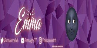 Profile banner for emma