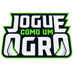 JogueComoUmOgro Logo