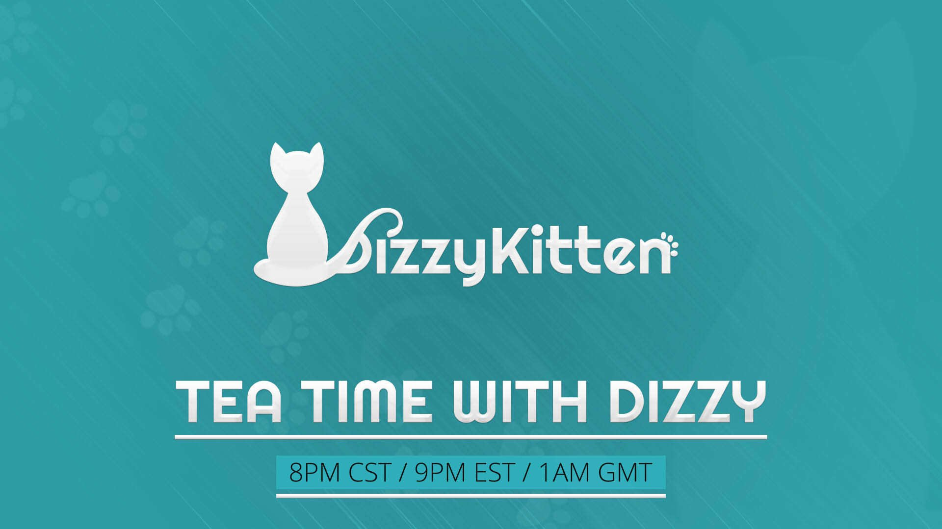 Twitch stream of DizzyKitten