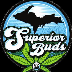 SuperiorBuds420 Logo
