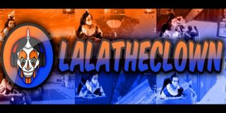 Profile banner for lalatheclown