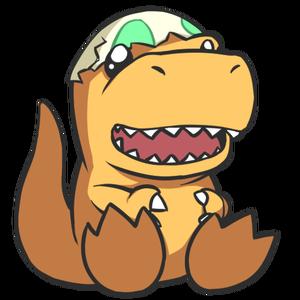 DinomyteTV Logo