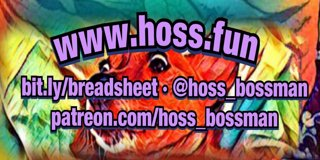 Profile banner for hoss_bossman