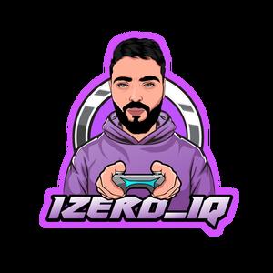 iZero_iQ Logo