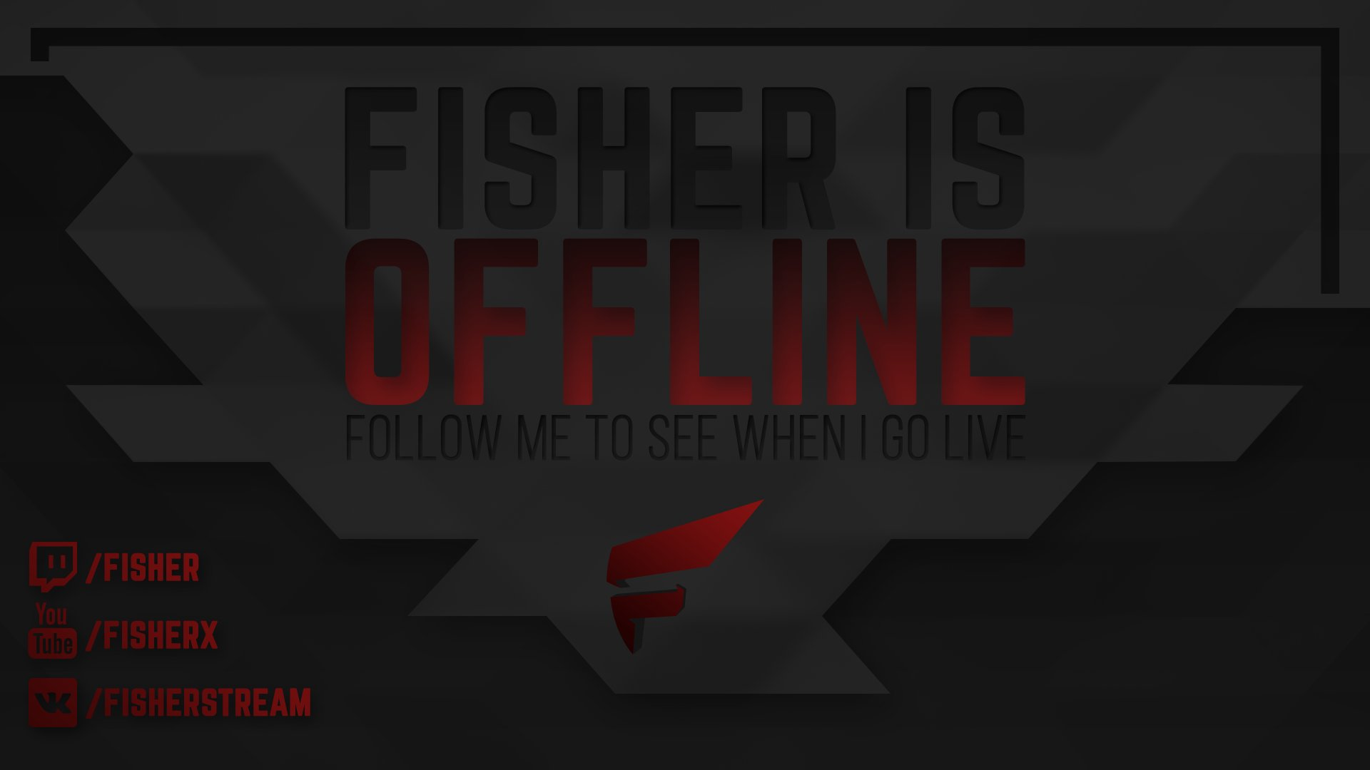 fisher video banner