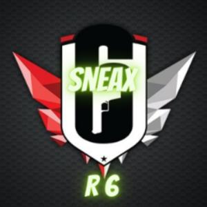 SneaX_R6_ Logo