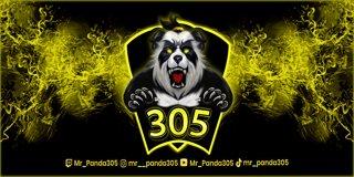 Profile banner for mr_panda305