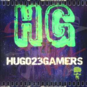 HUGO23GAMERS Logo