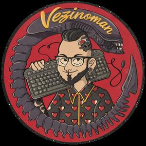 VezinomaN Logo