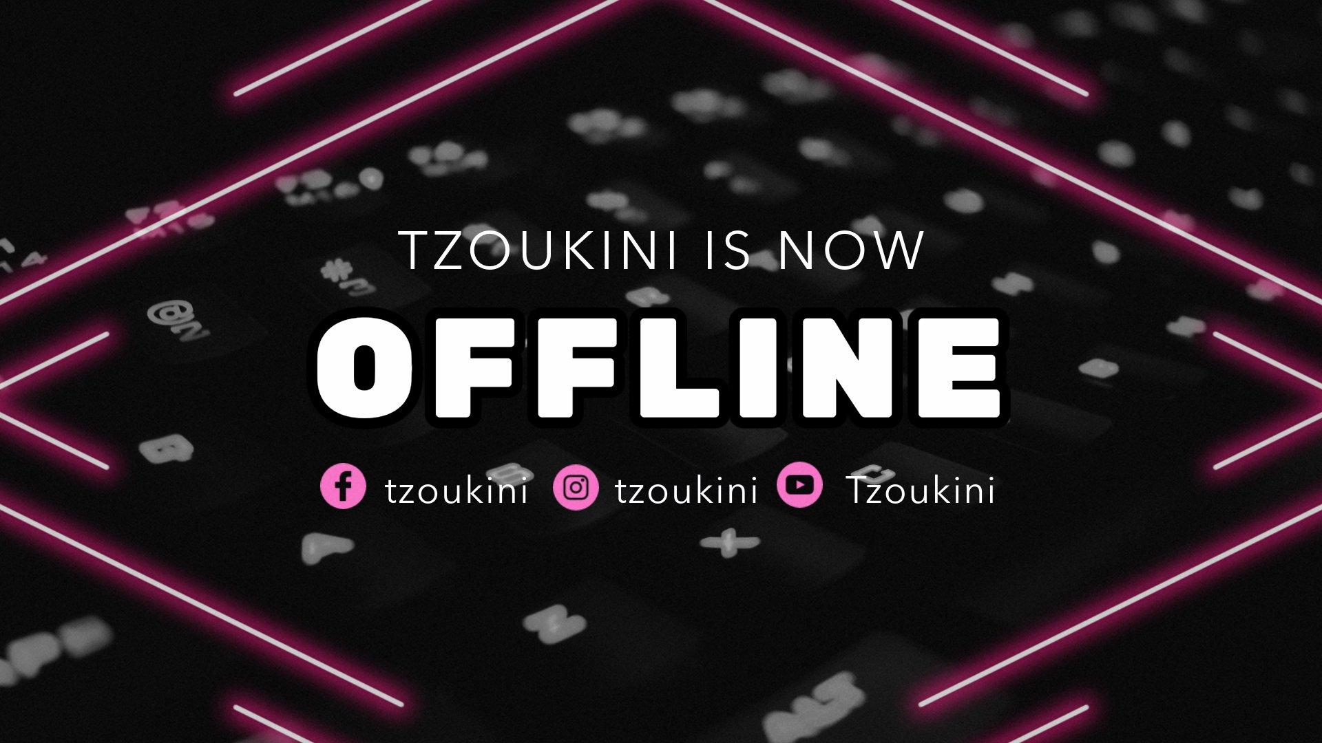 Twitch stream of tzoukini