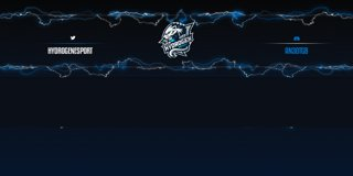 Profile banner for hydrogen_esporttv