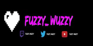 Profile banner for fuzzy_wuzzy
