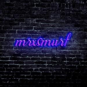 mrxsmurf Logo