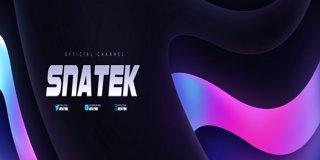 Profile banner for snatek_
