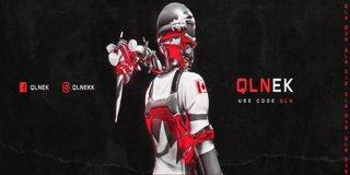 Profile banner for qlnek