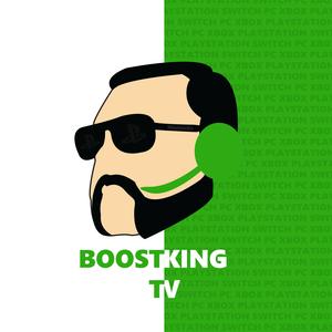 BoostKingTV Logo