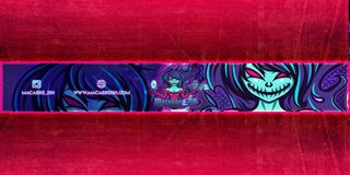 Profile banner for macabreish