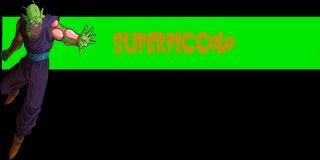 Profile banner for superpiccolo