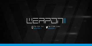 Profile banner for weaponii