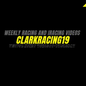 clarkracing19 Logo