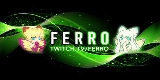 Profile banner for ferro
