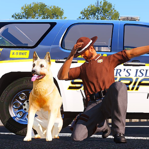 Highlight: Arma 3 Life Police - Fisher's Island Sheriff's