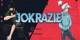 Profile banner for jokrazie