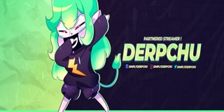 Profile banner for nevermind