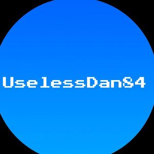 UselessDan84 Logo