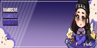 Profile banner for bambislive