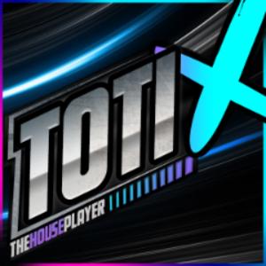 TOTIXTHEHOUSEPLAYER Logo