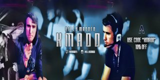 Profile banner for kmaddify