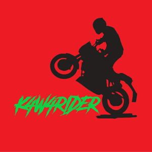 k4w4rider Logo