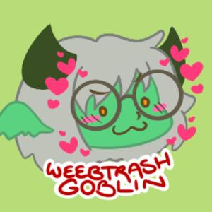 weebtrashgoblin Logo