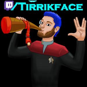 Tirrikface Logo