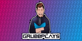 Profile banner for grubbplays