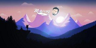 Profile banner for morrog